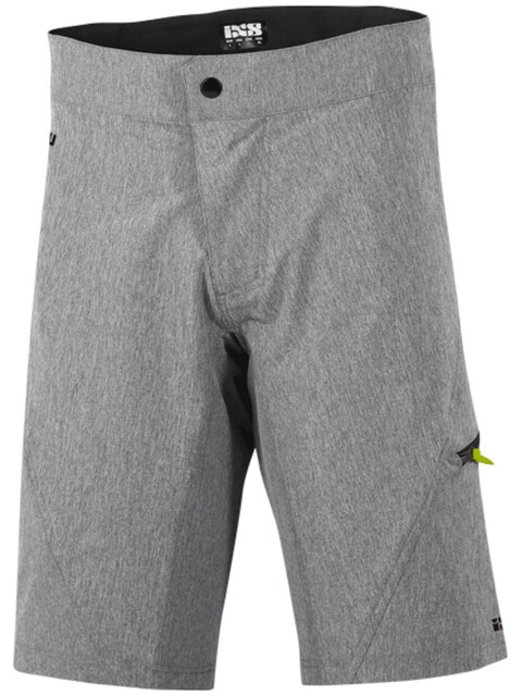 IXS Flow Shorts Men Graphite